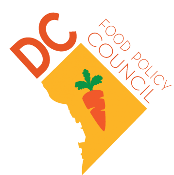logo for DC Food Policy Council